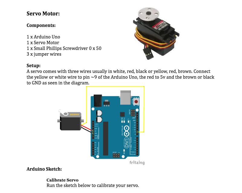 Module 7: Exploring Other Sensors